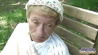 Older Youthful Pornography Teenager Gold Digger Assfuck Fuck-fest With Puckered Older Baffle Doggy style