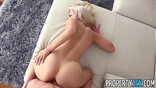 PropertySex - Sexy comme �a real estate envoy mixes romance with pleasure