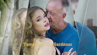 Nubile suck off and super-steamy abyss honeypot fucking with cross-grained grandfather