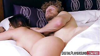 Hard-core Porno film over - Scene 2 of My Wifes Red-hot Sis starring Keisha Grey with the addition of Michael Vegas