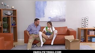 Bring together Asian Teen Girlscout Fucked By Stepdad