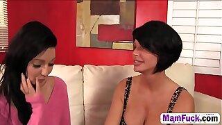 Beautiful daughter Aimee Black Gets Seduced Into Porn-into-porn-hd-2