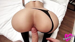 Best POV Doggystyle Compilation with Sugary-sweet Big Bootie Babe