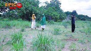 Herdsman fucks two innocent Muslim Girls
