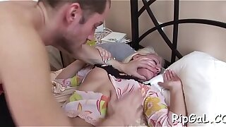 Nubile chick pornography video sequence